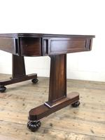Antique Mahogany Occasional Table (9 of 16)