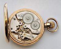 1930s Cyma Pocket Watch (3 of 5)