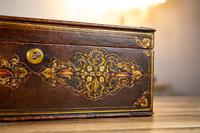 Decorative Leather Box 1870 (5 of 10)