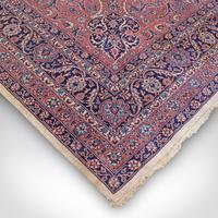 Very Large Antique Heriz Carpet, Persian, Room Size, Rug, Edwardian, Circa 1910 (3 of 12)