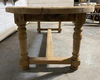 Large Rustic French Farmhouse Dining Table (10 of 18)