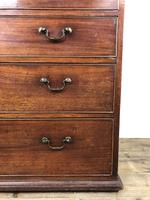 Georgian Mahogany Straight Front Chest of Drawers (5 of 12)