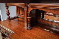 Gillow & Co Library Walnut Bookcase (8 of 15)