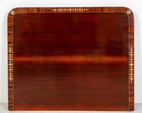 Stunning Regency Style Mahogany Dining Table c.1920 (7 of 9)