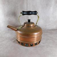 "Copper & Brass ""The Economic"" Quick Boil Kettle"