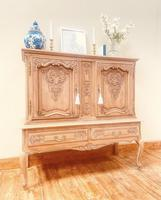 French Vintage Cabinet / Sideboard / Antique Sideboard / Rococo Sideboard (9 of 12)