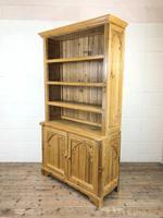 Gothic Style Pine Dresser (9 of 11)