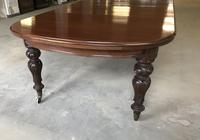 Early Victorian Mahogany Extending Dining Table (5 of 12)