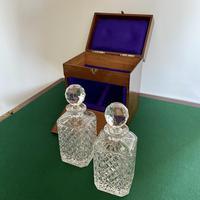 Victorian Mahogany Decanter Box (6 of 7)