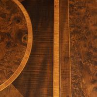George III Chippendale-style Satinwood Pembroke Table (10 of 14)