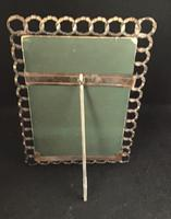 Victorian Brass  Easel Ring  Photo Frame (4 of 4)