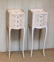 Pair of Painted Bedside Cabinets (2 of 10)