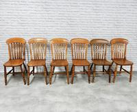 Set of 6 Windsor Kitchen Chairs (3 of 6)
