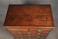 Small 18th Century Oak Chest of Drawers (3 of 10)