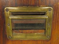 Antique Wooden Shop Till with Pull-out Drawer & Bell (3 of 14)