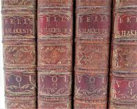 Bell's Edition of Shakespeare's Plays, 9 Volumes Complete, 1774 (6 of 10)