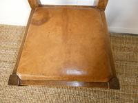 Yorkshire ( Lizardman) Oak Table & 4 Chairs (9 of 13)