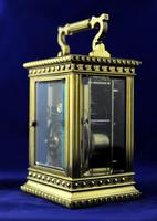 Henri Jacot Repeating Carriage Clock (7 of 11)