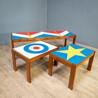 Pop Art Nest of Tables (4 of 6)