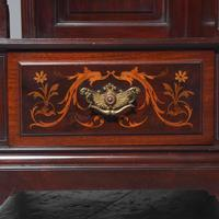 Victorian Inlaid Mahogany Side Cabinet by Gillows (9 of 13)