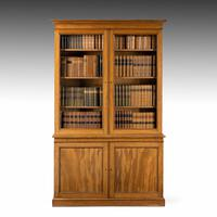 Very Good Early 19th Century Bookcase of Good Size (2 of 6)