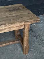 Normandy Oak Farmhouse Table & Bench Set (4 of 19)