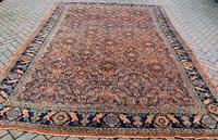 Antique Mahal carpet 369x262cm (4 of 10)