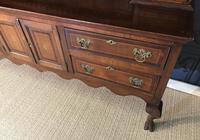 Georgian Style Oak Dresser (5 of 20)