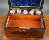 19th Century Rosewood Dressing / Jewellery Box (13 of 13)