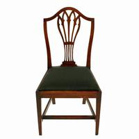Set of Eight Hepplewhite Chairs (6 of 9)