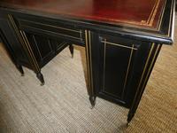 English Aesthetic Kneehole Writing Desk (5 of 10)