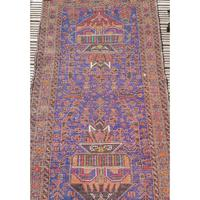 2.8m Long Antique Persian Runner Rug (7 of 10)