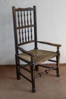 Lancashire Spindle Back Childs Chair (2 of 6)