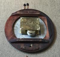 Mahogany Fusee Dial Clock (17 of 19)