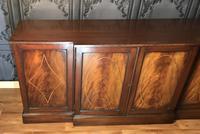 Mahogany Breakfront Sideboard (3 of 14)