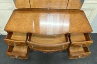 Quality Burr Walnut Dressing Table (7 of 20)