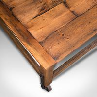 Antique Boulangerie Table, French, Pine, Shop, Bakery, Display, Victorian c.1880 (8 of 12)