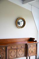 Regency Style Convex Wall Mirror (5 of 11)