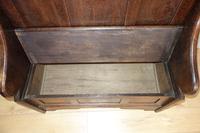 Victorian Vernacular Pine Poker Work Bench (10 of 10)