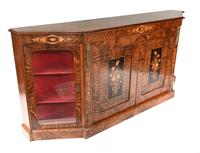 Victorian Credenza Walnut Sideboard Cabinet c.1880 (13 of 16)