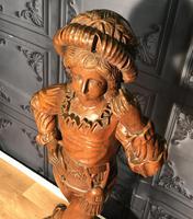 Italian Carved Hardwood Figure of a Boy (21 of 23)