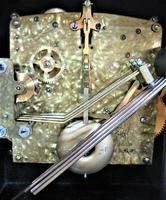 Outstanding 1952 English Westminster Chime Presentation Bracket Clock (9 of 9)