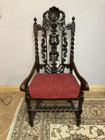 Charles II Armchair (2 of 21)
