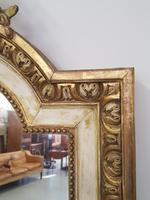 Tall French Antique Mirror c1850 (5 of 9)