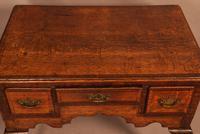 18th Century Oak Lowboy Very Original (5 of 8)