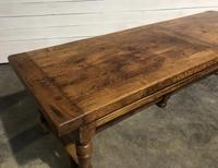 Wonderful Long French Farmhouse Dining Table (22 of 28)