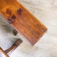 Pair of Cherrywood Benches (8 of 13)