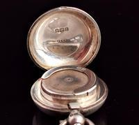 Antique Silver Sovereign Case (4 of 10)