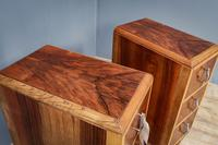 Pair of Art Deco Bedside Cabinets (3 of 6)