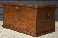 Lovely 19th Century Elm Box / Chest / Blanket Box c.1830 (13 of 13)
